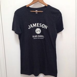 Jameson Whiskey tee